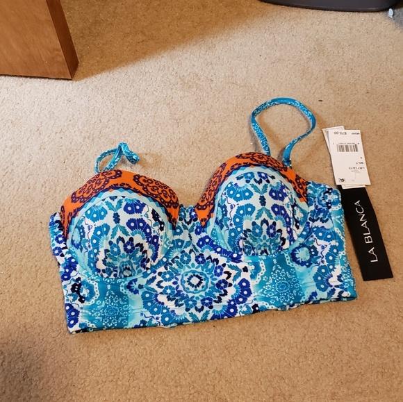 La Blanca Other - Bikini top